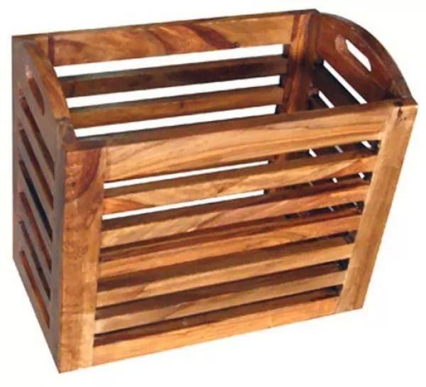 كيف يمكنك اعادة تدوير صناديق الخشب لعمل ديكورات رائعة؟ - خربشه