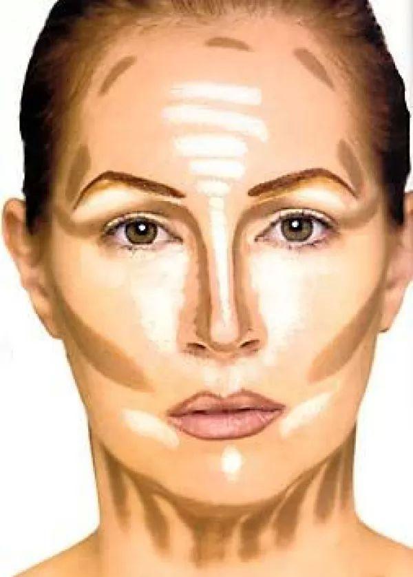 7c87a3d1bf65f تعرفى على اشكال الوجه المختلفة وما يناسبها من مكياج