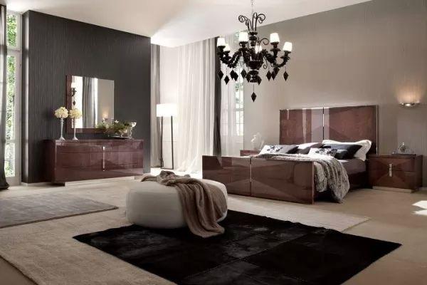 ديكورات غرف نوم 2018 كلاسيكية