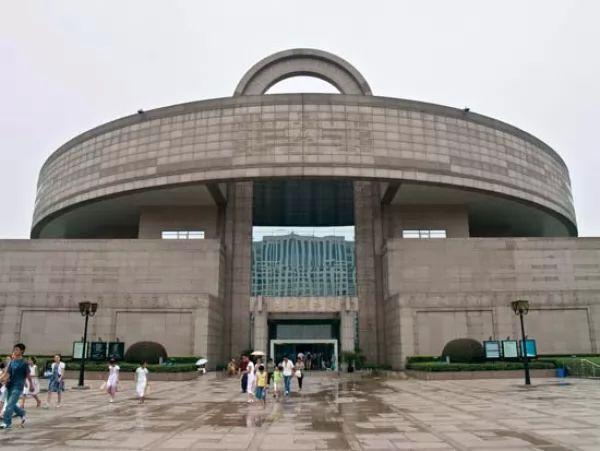 متحف شنغهاي من افضل اماكن سياحية في شنغهاي