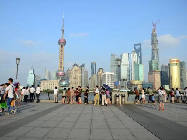 ذا بوند من افضل اماكن سياحية في شنغهاي