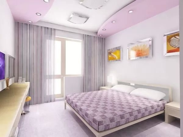 تصاميم عبقرية من اسقف غرف نوم 2018 بالصور   خربشه