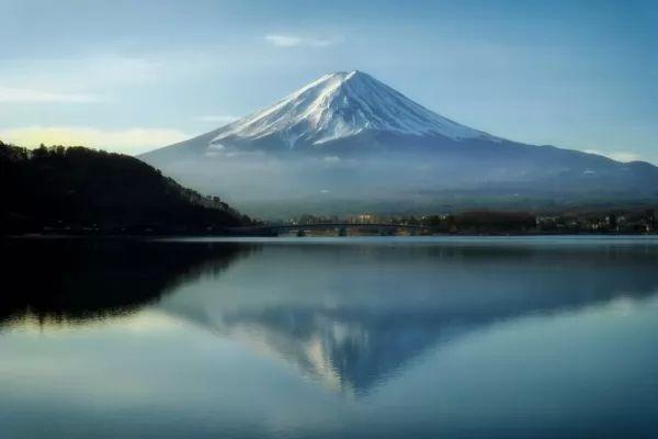 من اجمل اماكن سياحية في اليابان جبل فوجي