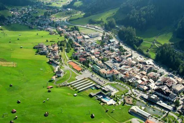 سانت أنطون آم أرلبيرغ من اجمل اماكن سياحية في النمسا