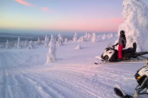 ليفي من اشهر الاماكن السياحية في فنلندا