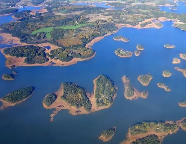 أرخبيل لاند من اشهر الاماكن السياحية في فنلندا
