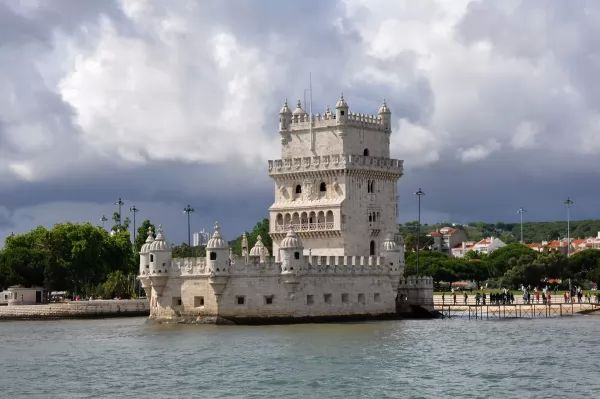 ساو خورخي من اجمل اماكن سياحية في البرتغال