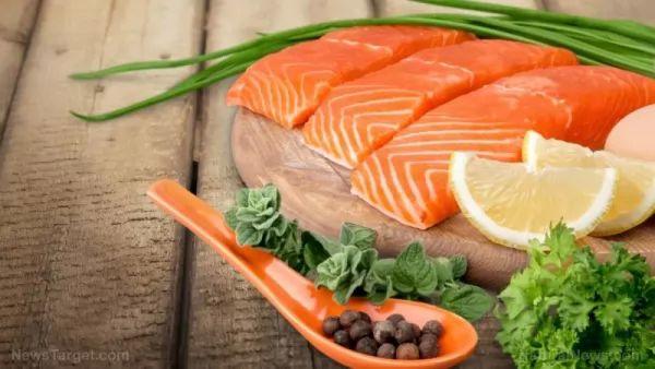 0199b5e5f الأسماك الدهنية من الأطعمة الصحية للتحكم في مرض السكري