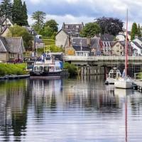 10 من أجمل المدن الصغيرة الساحرة في إسكتلندا