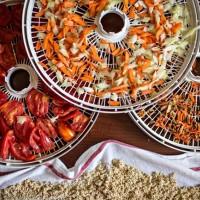 5 من أفضل فوائد تجفيف الطعام