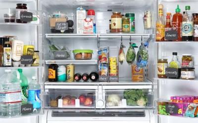 10 طرق سهلة لتنظيم الثلاجة في المنزل