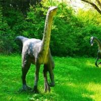 كم كانت سرعة الديناصورات أثناء الركض ؟