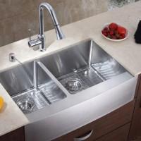 9 طرق لتنظيف بالوعة حوض المطبخ