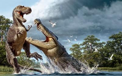 9 من الحيوانات التي أكلت الديناصورات بالصور