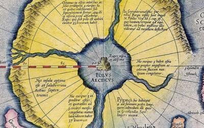 ما هي أغرب خرائط التاريخ ؟