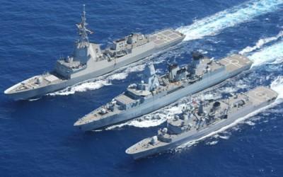 10 من أقوى القوات البحرية في العالم