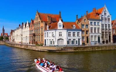 8 من مناطق الجذب السياحي في مدينة بروج بالصور